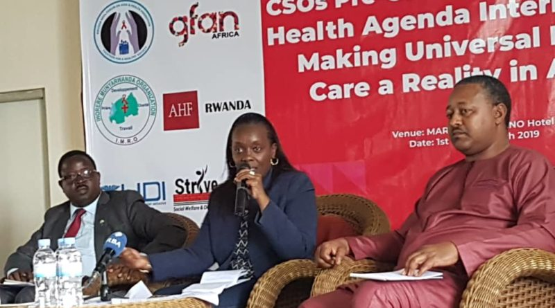 Health advocates call African nations to increase finance to health sector